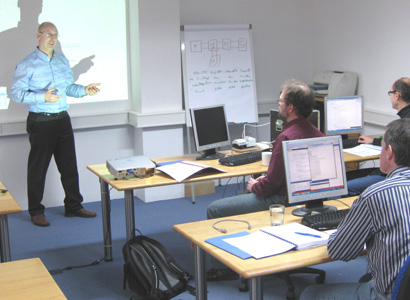 Windows Embedded Standard Schulungs- und Trainingsraum
